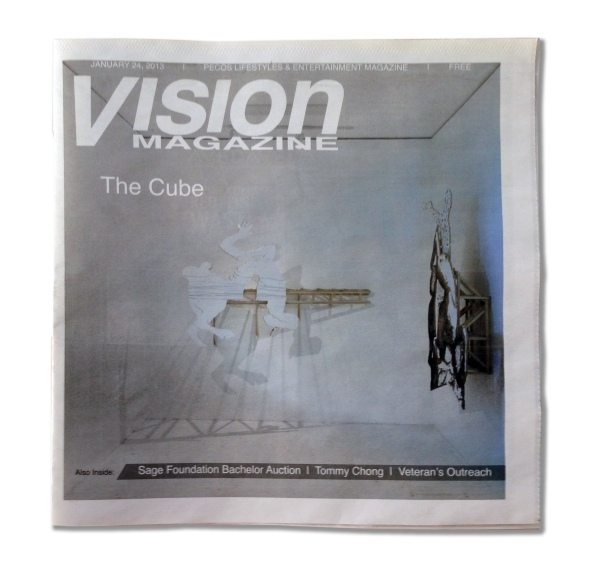 Vision-the cube